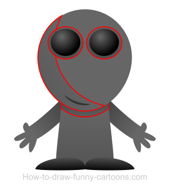 Drawing An Alien Cartoon Cartoon alien alien cartoon characters cartoon characters alien characters character symbol icon cute sketch funny fun colorful adorable comic person humorous lovely sweet gesture posture humor. drawing an alien cartoon