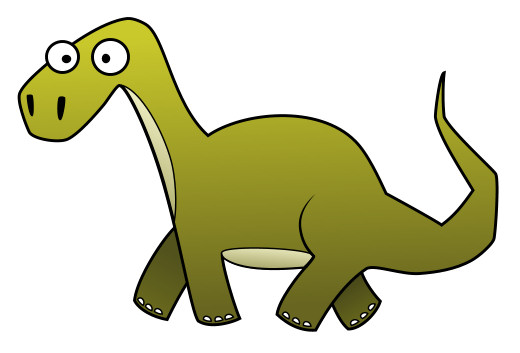 cartoon-dinosaurs