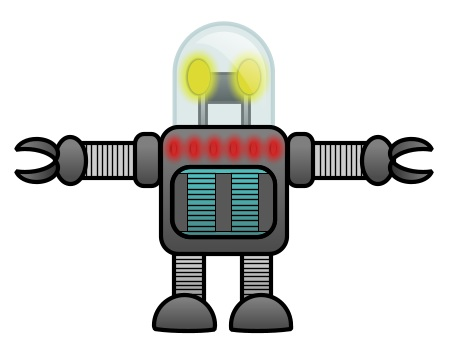 Robot Cartoon Images