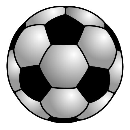 Cartoon Picture on How To Draw A Cartoon Soccer Ball 7