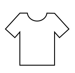 Drawing Cartoon T Shirts