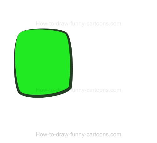 Drawing a turtle