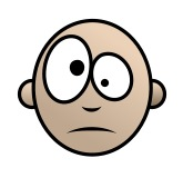 learn how to draw funny cartoon faces using only simple techniques