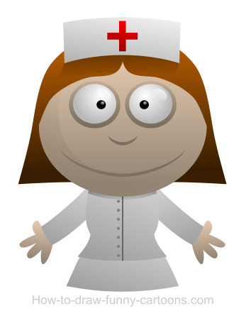 Nurse cartoon