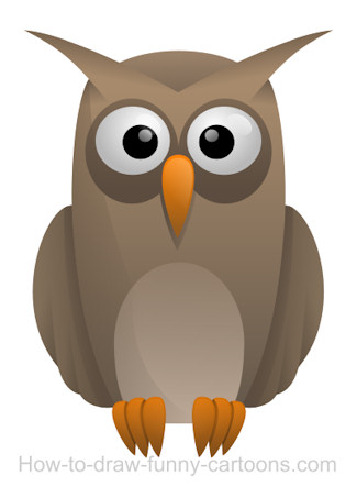 Image gallery owl beak cartoon for Owl beak drawing