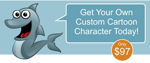 Get your own custom character now!