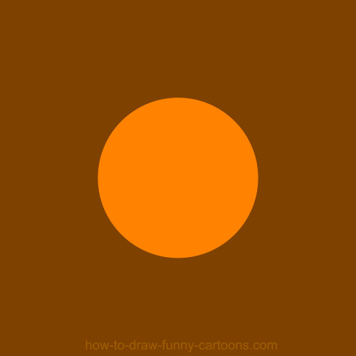 Sun Simple Drawing Drawing a Sun Vector