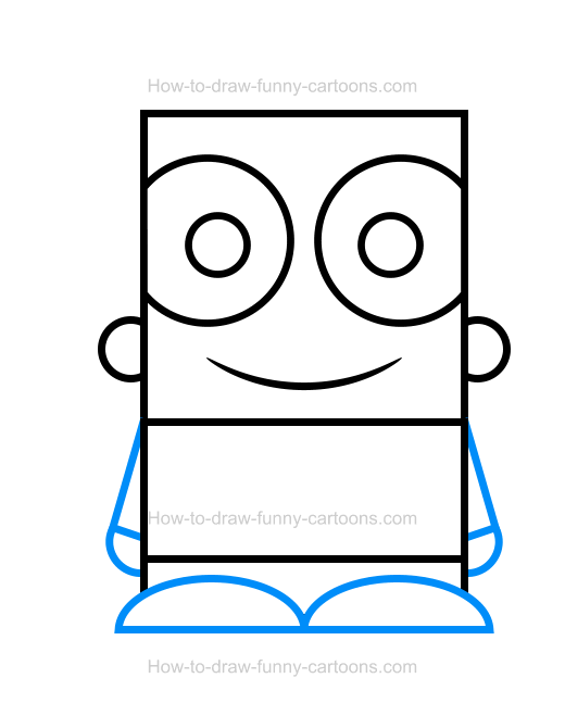 How To Draw A Boy Clipart