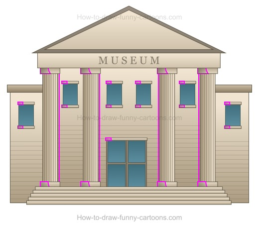 how to draw a cartoon museum funny clip art free funny clip art images