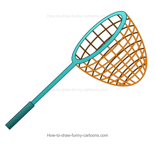 how to draw a cartoon net fishing net clipart black and white fishing net clipart free