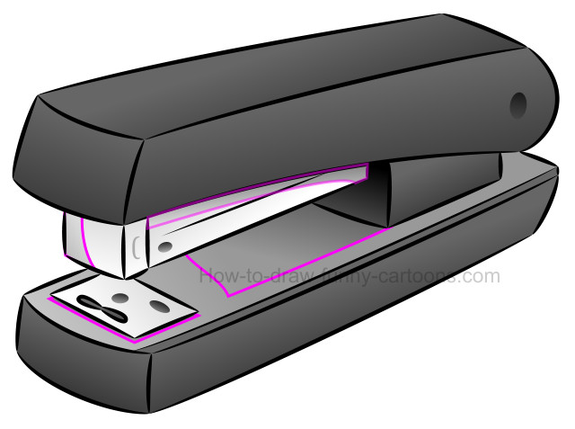 In the Classroom Flashcards by ProProfs  |Mean Cartoons Stapler