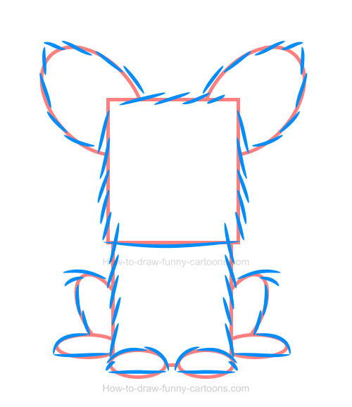 How to create a chihuahua illustration