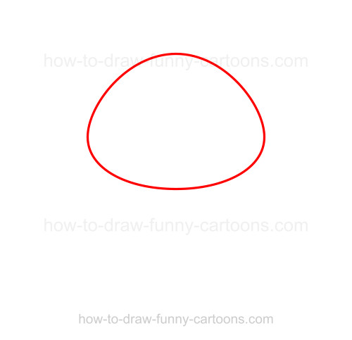 How to Draw A Clown