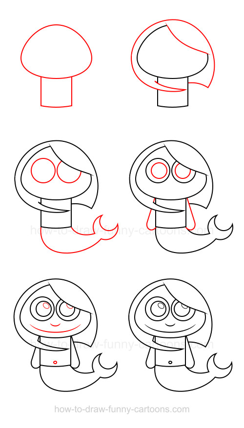 how to draw quickly and accurately