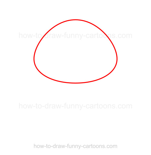 How to Draw A Mom