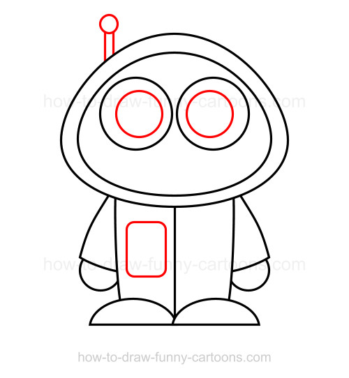 How to Draw An Astronaut