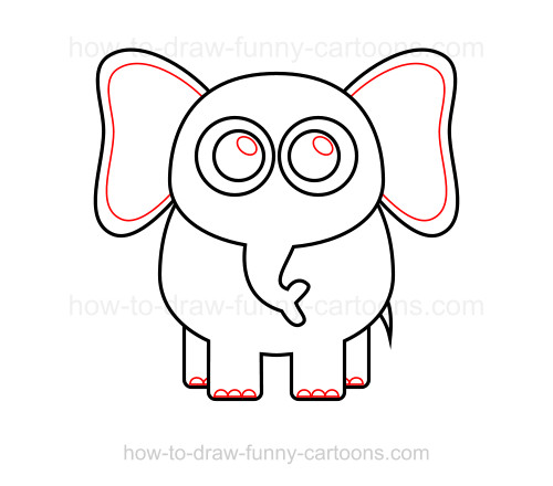 To draw an elephant how to draw an elephant ccuart Image collections