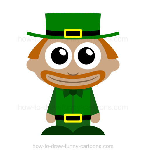 How to Draw An Irish