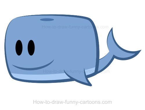 Drawing a whale