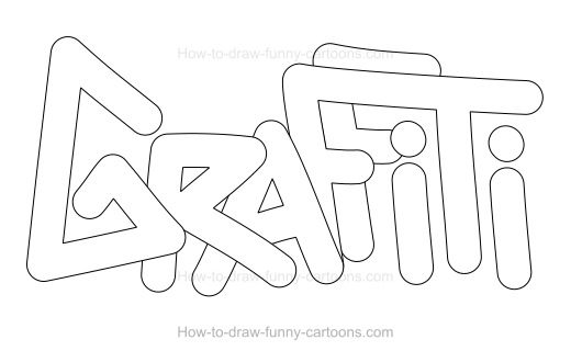 How To Draw Cool Names Letters