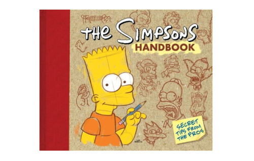 Simpson Drawing Book How to Draw The Simpsons