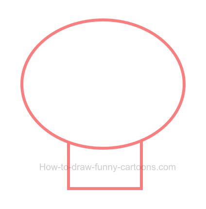 How to draw a jellyfish clipart