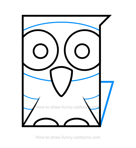 How to Draw a Parrot Clipart