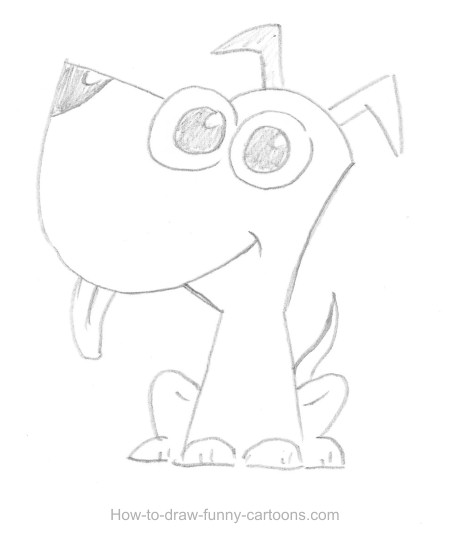 Puppy Drawing Sketching Vector