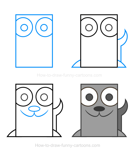 How To Draw A Seal Clipart