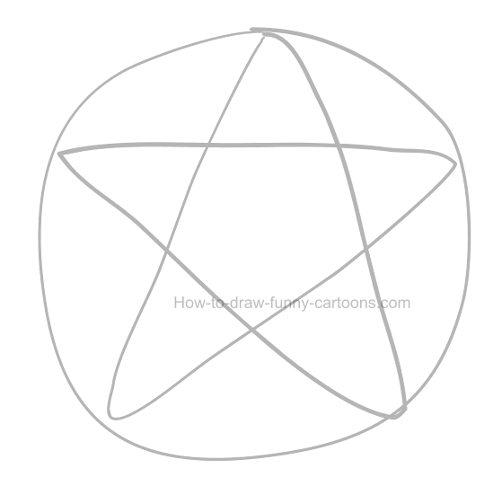 How to draw a star pictures & video