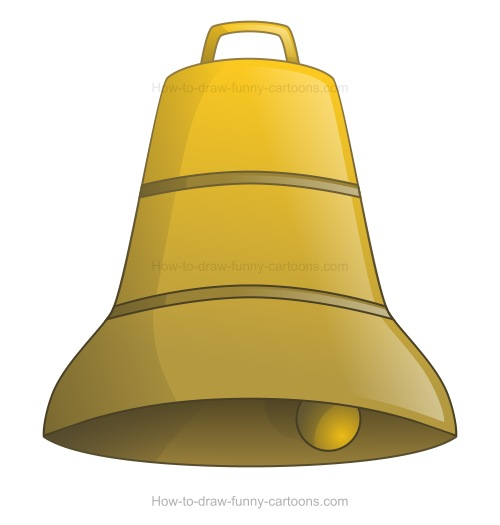 Cartoon Bell
