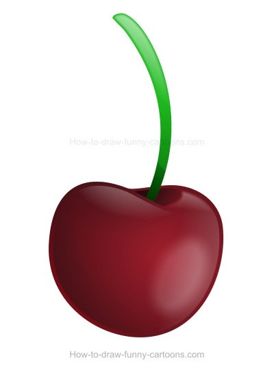 Tool Artwork How to Draw A Cherry C...