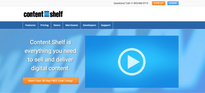 ContentShelf: An Honest Ecommerce Solution For Small Business