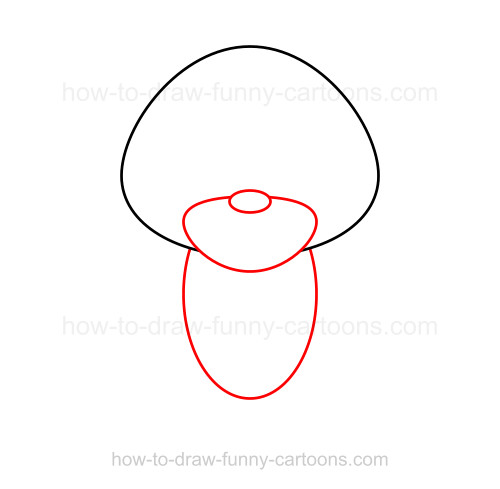 How to draw a monkey