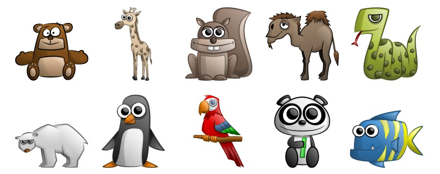 50 Animals (Preview)
